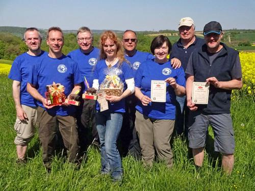 Ox-Bow Cup: die Stuttgarter Bogenjäger in Jagsthausen