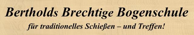 Bertholds Brechtige Bogenschule