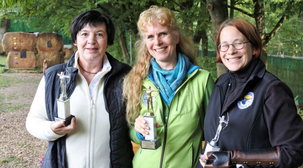2017 Vereinsturnier Herbst Damen Sieger
