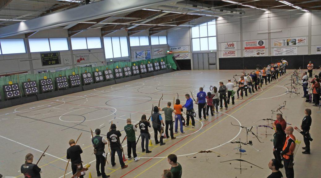 Süddeutsche Meisterschaft in Gärtringen 2018
