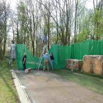Neue Netzte beim Frühjahrsputz