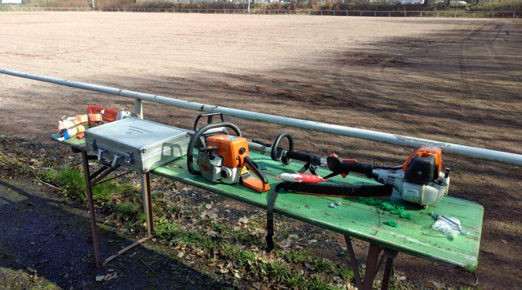 Frühjahrsputz - Werkzeug